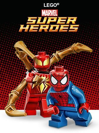 LEGO Superheroes