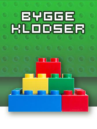 LEGO bygge klodser